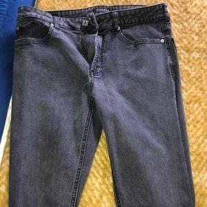 Men's pacsun skinny jeans